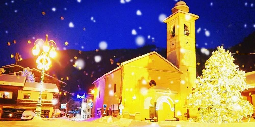 Natale a Champoluc